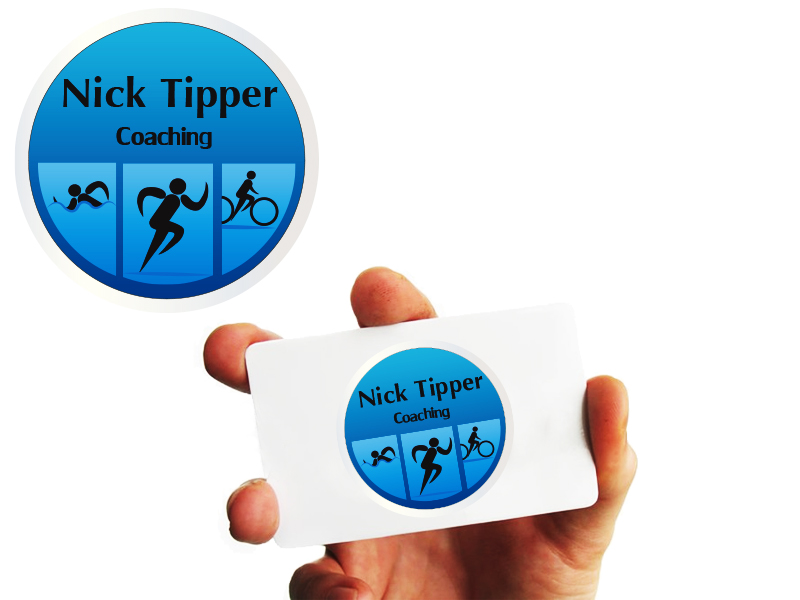 Logo Design by Mythos Designs - Entry No. 17 in the Logo Design Contest Logo Design for Nick Tipper Coaching.
