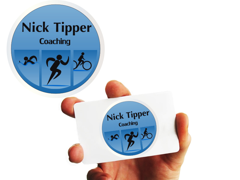 Logo Design by Mythos Designs - Entry No. 19 in the Logo Design Contest Logo Design for Nick Tipper Coaching.