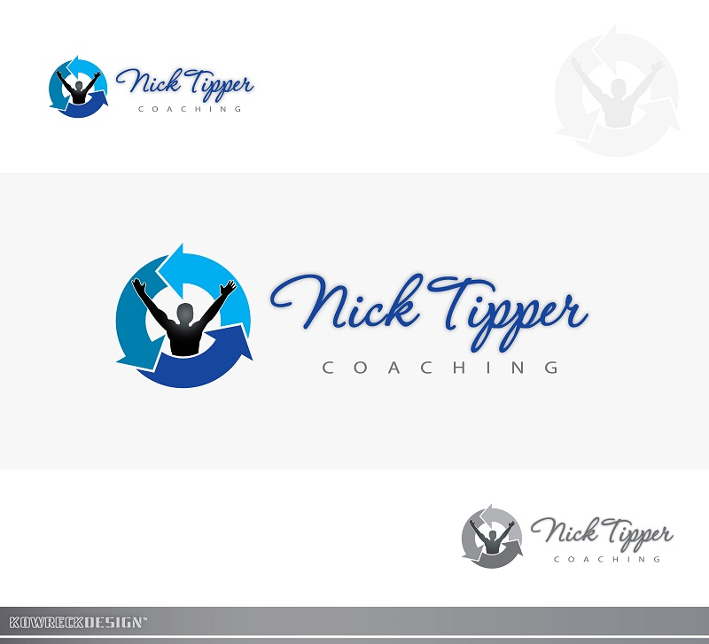 Logo Design by kowreck - Entry No. 21 in the Logo Design Contest Logo Design for Nick Tipper Coaching.