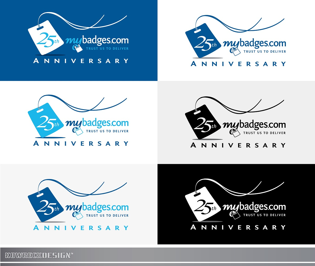 Logo Design Contests » 25th Anniversary Logo Design Wanted for ...