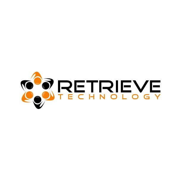Logo Design by untung - Entry No. 52 in the Logo Design Contest Artistic Logo Design for Retrieve Technologies.