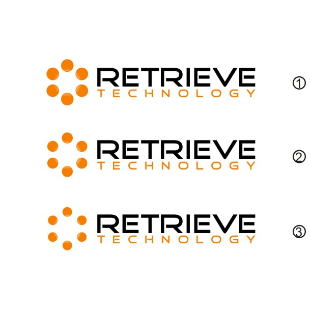 Logo Design by untung - Entry No. 54 in the Logo Design Contest Artistic Logo Design for Retrieve Technologies.