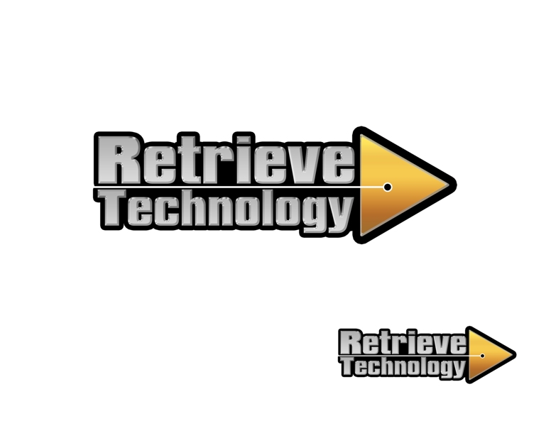 Logo Design by Juan_Kata - Entry No. 59 in the Logo Design Contest Artistic Logo Design for Retrieve Technologies.