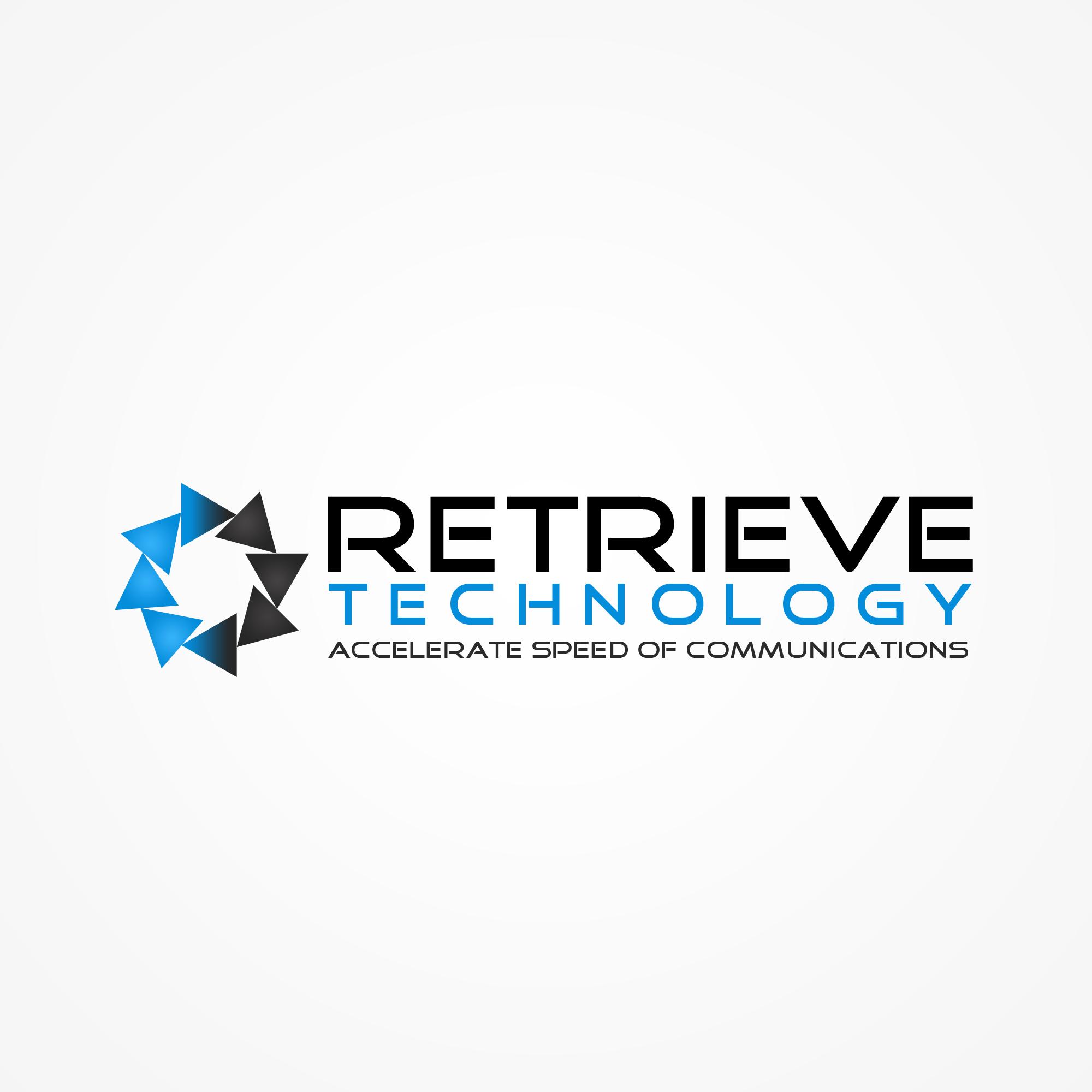Logo Design by omARTist - Entry No. 76 in the Logo Design Contest Artistic Logo Design for Retrieve Technologies.