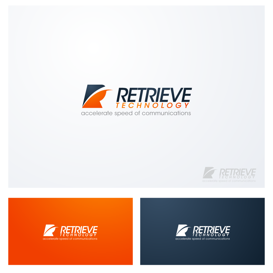 Logo Design by zesthar - Entry No. 82 in the Logo Design Contest Artistic Logo Design for Retrieve Technologies.