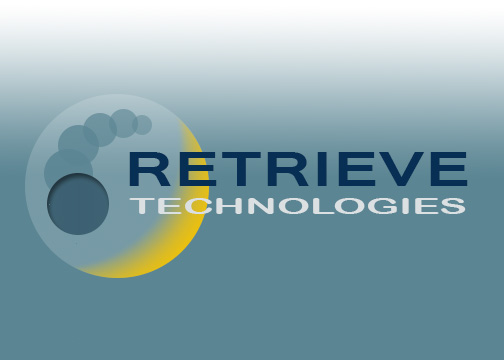 Logo Design by Welhem Ruadil - Entry No. 88 in the Logo Design Contest Artistic Logo Design for Retrieve Technologies.