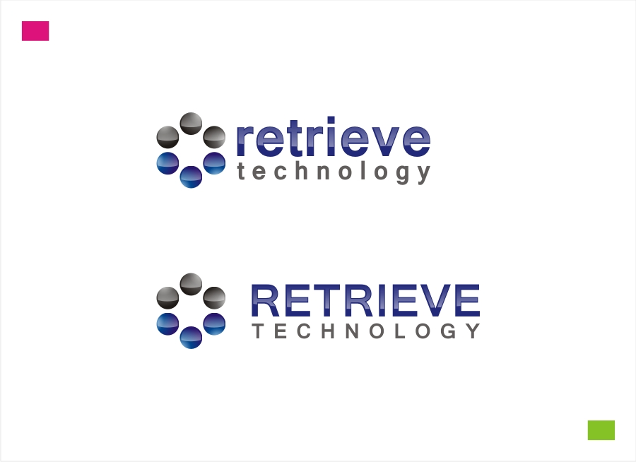 Logo Design by Private User - Entry No. 94 in the Logo Design Contest Artistic Logo Design for Retrieve Technologies.