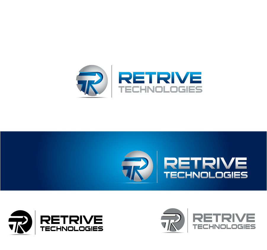 Logo Design by Private User - Entry No. 101 in the Logo Design Contest Artistic Logo Design for Retrieve Technologies.