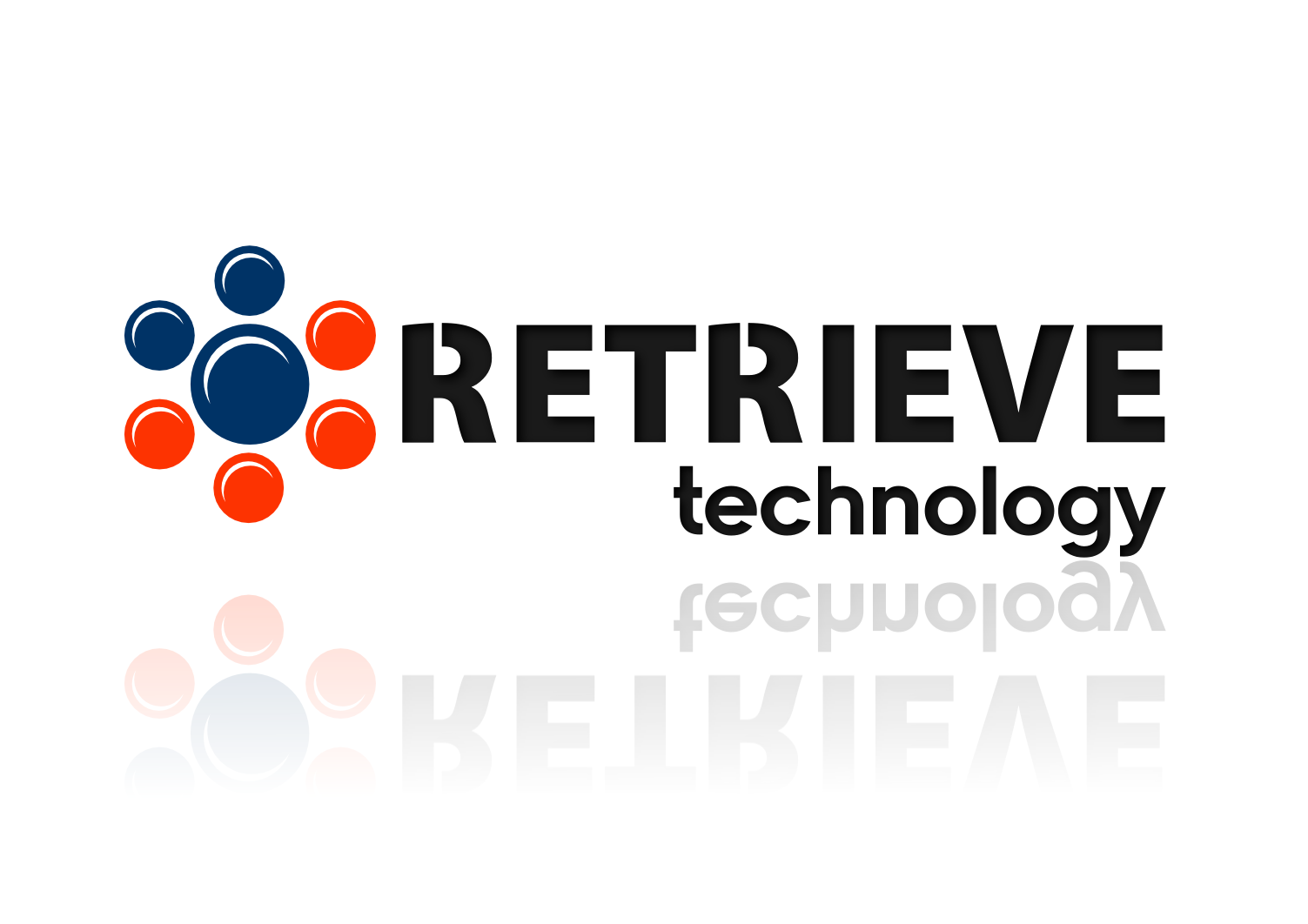 Logo Design by whoosef - Entry No. 103 in the Logo Design Contest Artistic Logo Design for Retrieve Technologies.