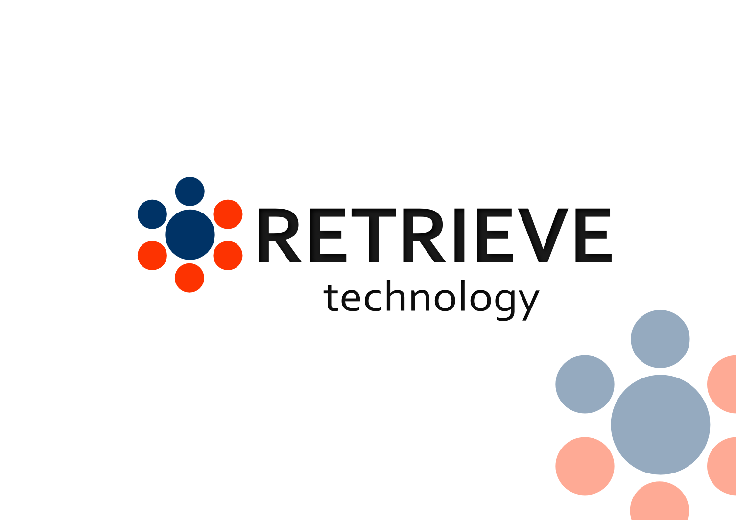 Logo Design by whoosef - Entry No. 104 in the Logo Design Contest Artistic Logo Design for Retrieve Technologies.