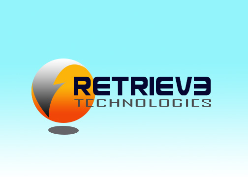 Logo Design by Welhem Ruadil - Entry No. 106 in the Logo Design Contest Artistic Logo Design for Retrieve Technologies.