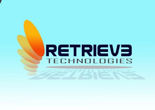 Logo Design by Welhem Ruadil - Entry No. 112 in the Logo Design Contest Artistic Logo Design for Retrieve Technologies.