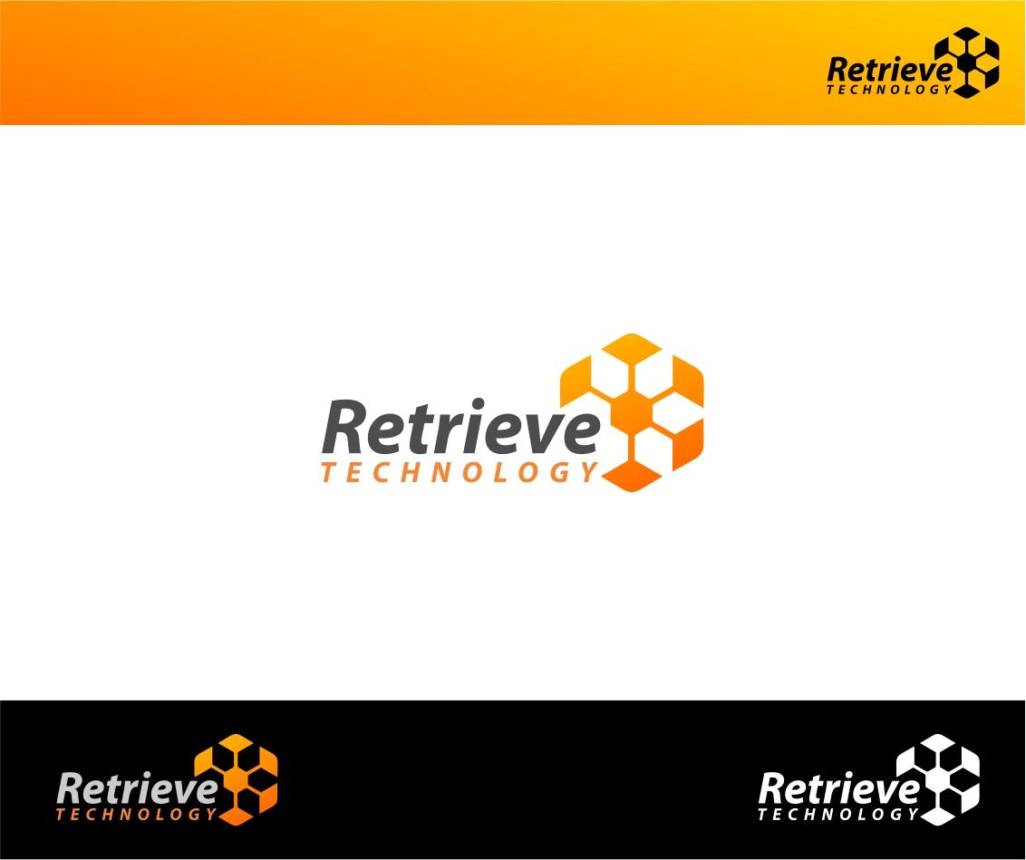 Logo Design by haidu - Entry No. 113 in the Logo Design Contest Artistic Logo Design for Retrieve Technologies.