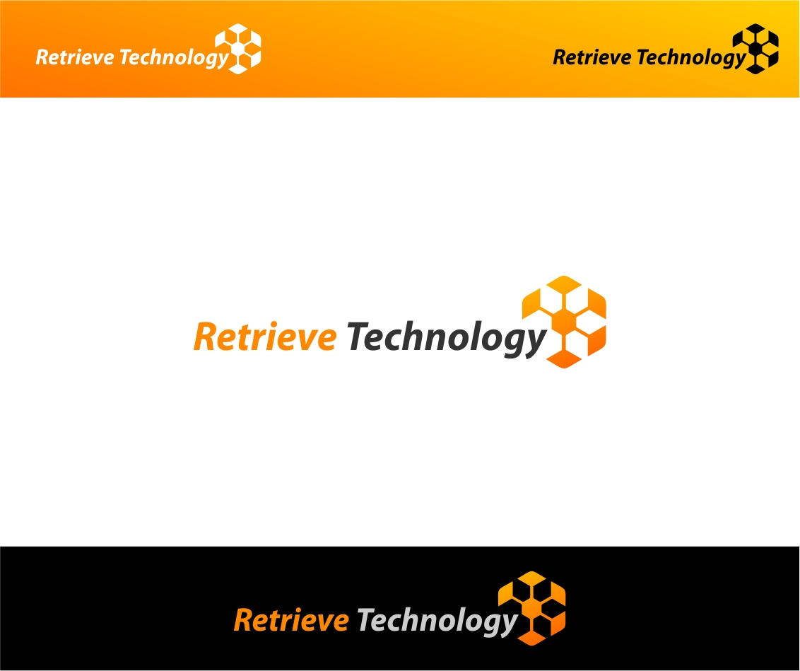 Logo Design by haidu - Entry No. 116 in the Logo Design Contest Artistic Logo Design for Retrieve Technologies.
