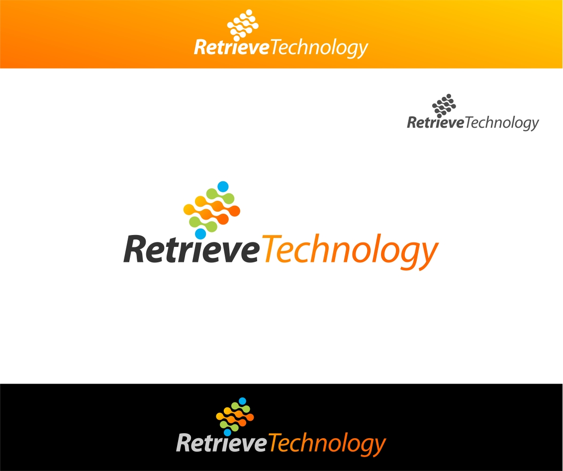 Logo Design by haidu - Entry No. 117 in the Logo Design Contest Artistic Logo Design for Retrieve Technologies.