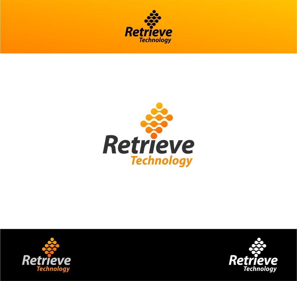 Logo Design by haidu - Entry No. 120 in the Logo Design Contest Artistic Logo Design for Retrieve Technologies.