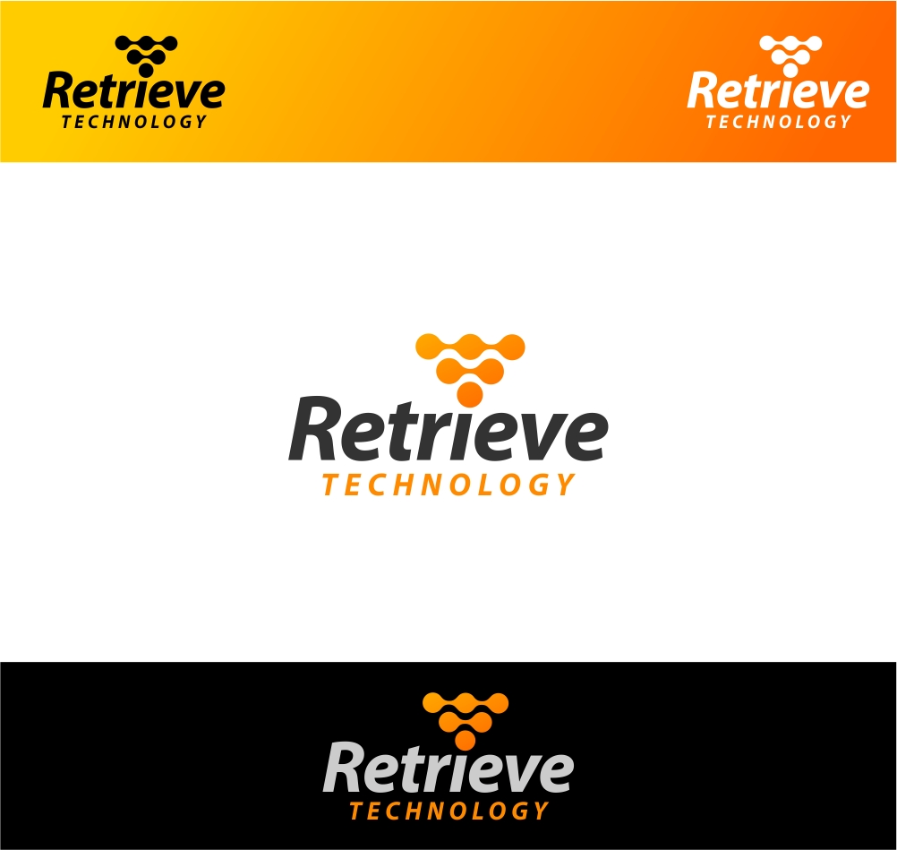Logo Design by haidu - Entry No. 121 in the Logo Design Contest Artistic Logo Design for Retrieve Technologies.