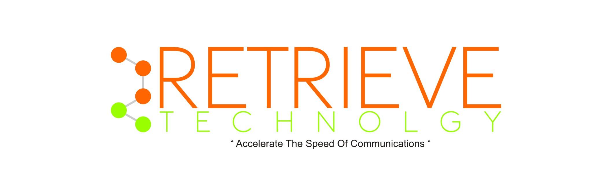 Logo Design by Gogon Reznor - Entry No. 124 in the Logo Design Contest Artistic Logo Design for Retrieve Technologies.