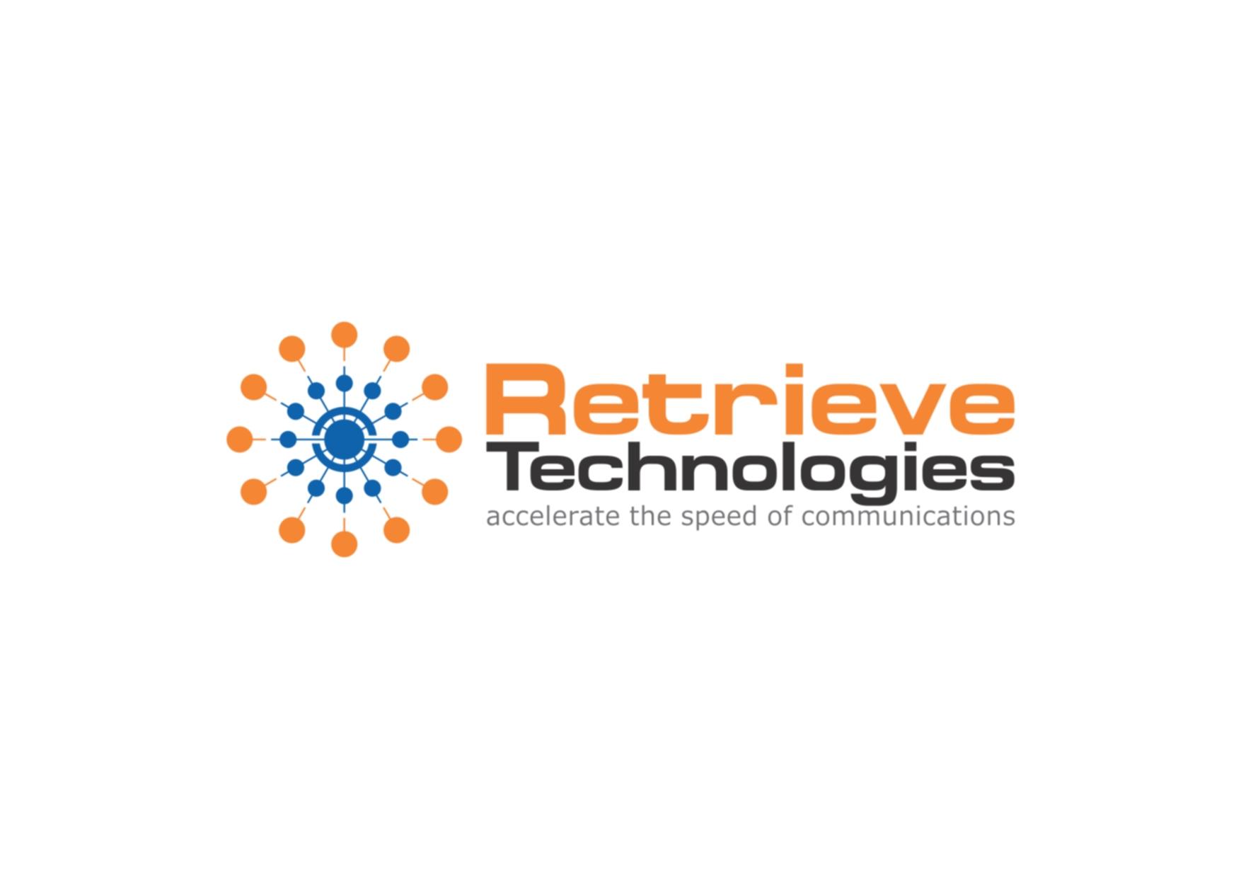 Logo Design by Private User - Entry No. 127 in the Logo Design Contest Artistic Logo Design for Retrieve Technologies.