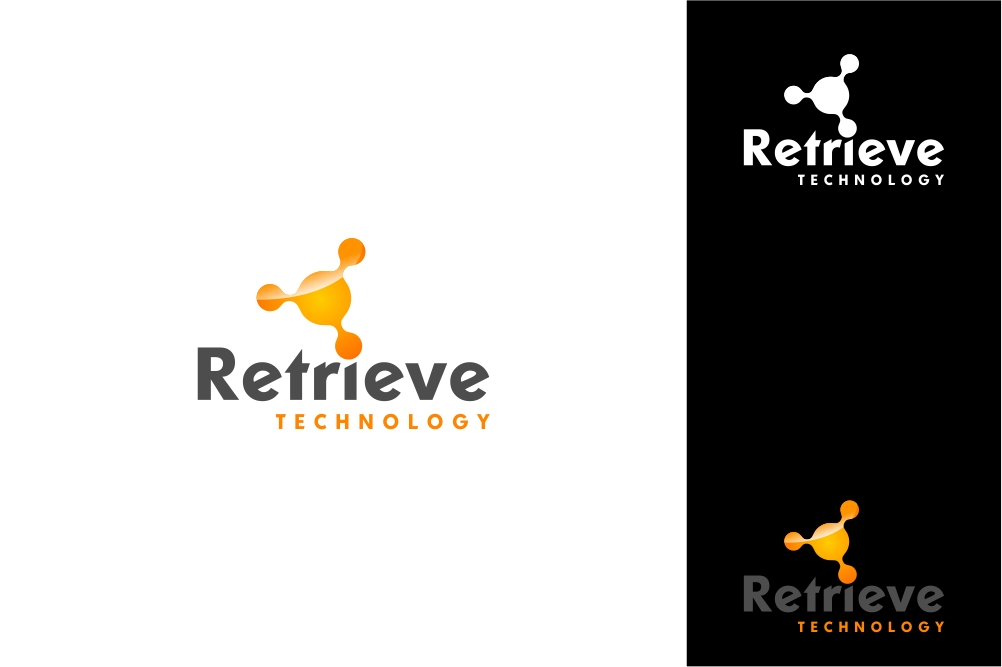 Logo Design by haidu - Entry No. 134 in the Logo Design Contest Artistic Logo Design for Retrieve Technologies.