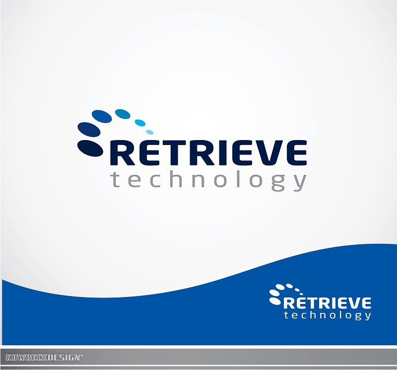 Logo Design by kowreck - Entry No. 136 in the Logo Design Contest Artistic Logo Design for Retrieve Technologies.