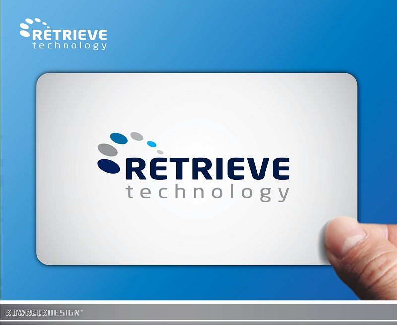 Logo Design by kowreck - Entry No. 137 in the Logo Design Contest Artistic Logo Design for Retrieve Technologies.