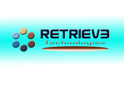 Logo Design by Welhem Ruadil - Entry No. 139 in the Logo Design Contest Artistic Logo Design for Retrieve Technologies.