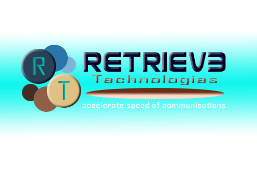 Logo Design by Welhem Ruadil - Entry No. 144 in the Logo Design Contest Artistic Logo Design for Retrieve Technologies.