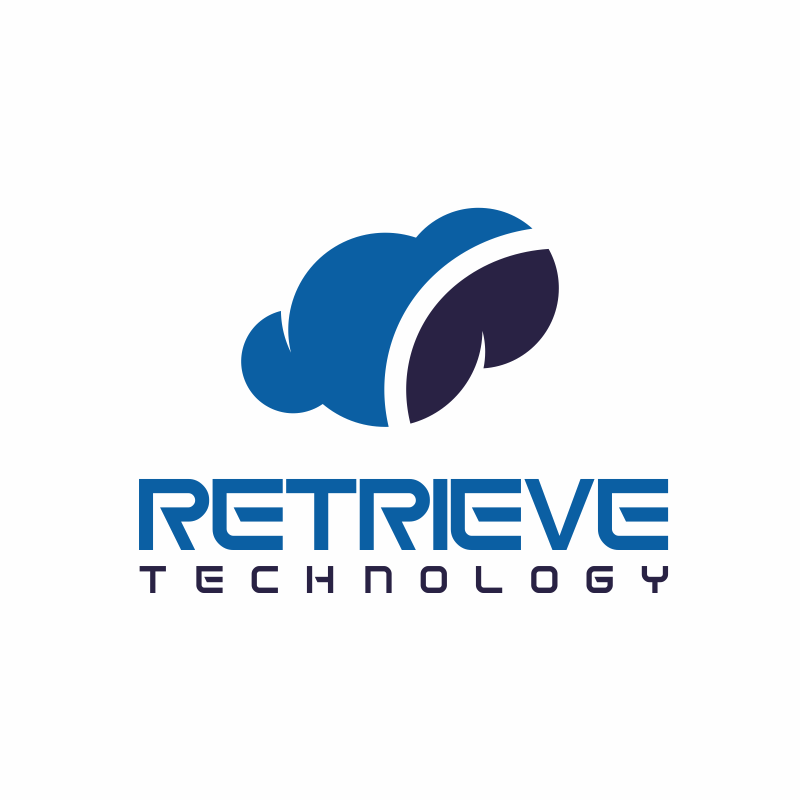 Logo Design by montoshlall - Entry No. 149 in the Logo Design Contest Artistic Logo Design for Retrieve Technologies.