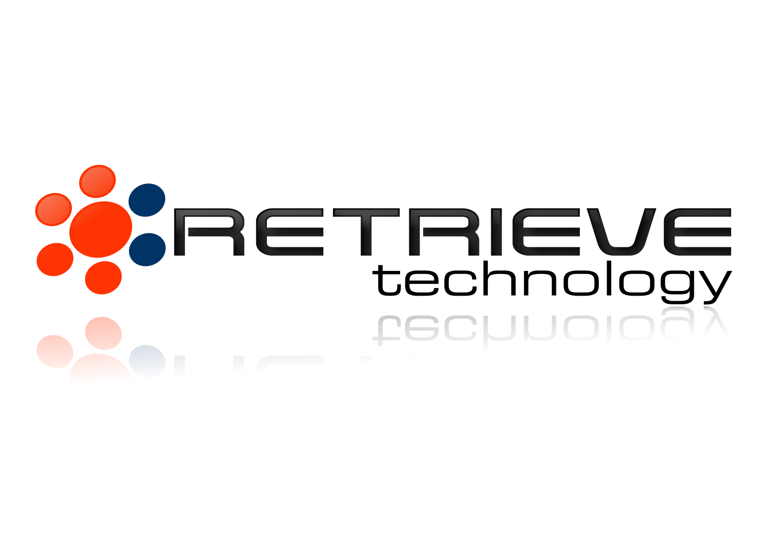 Logo Design by whoosef - Entry No. 161 in the Logo Design Contest Artistic Logo Design for Retrieve Technologies.