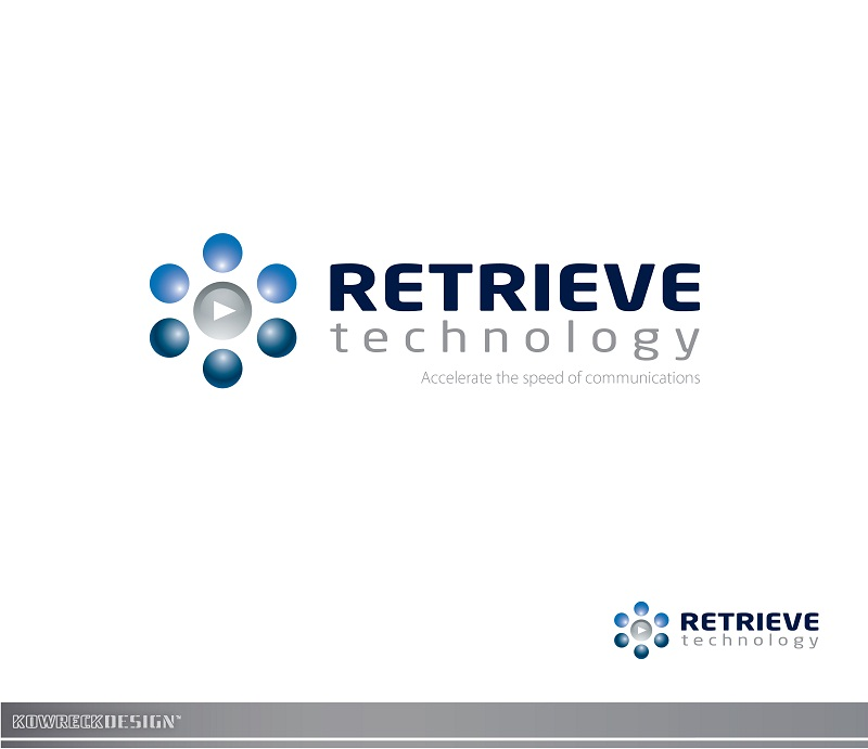 Logo Design by kowreck - Entry No. 162 in the Logo Design Contest Artistic Logo Design for Retrieve Technologies.