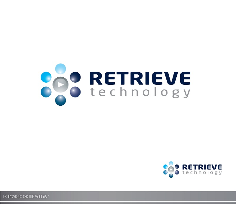 Logo Design by kowreck - Entry No. 163 in the Logo Design Contest Artistic Logo Design for Retrieve Technologies.