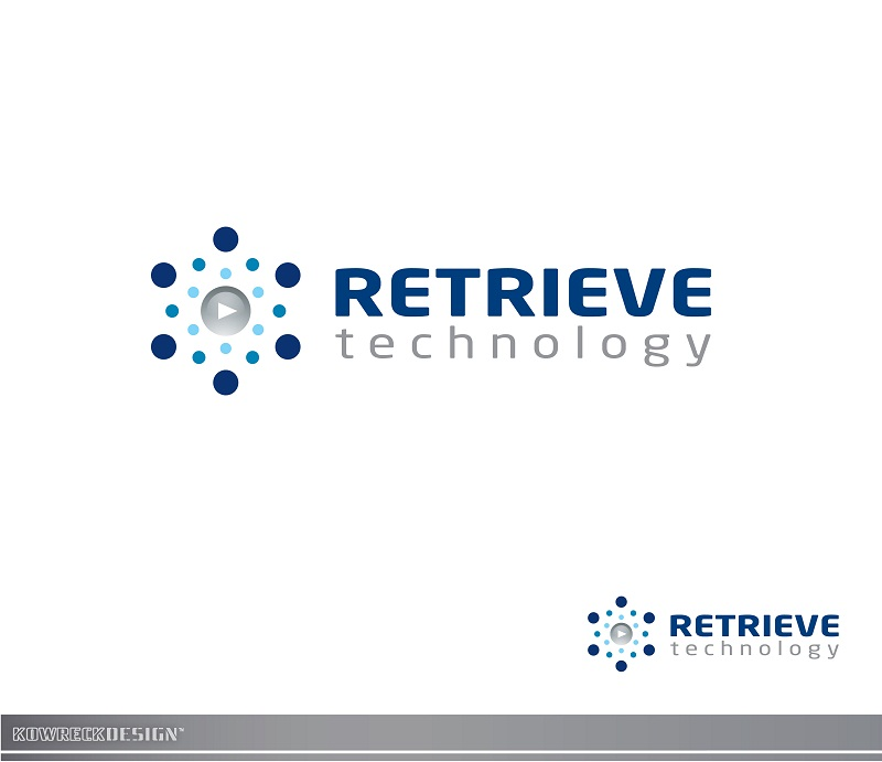 Logo Design by kowreck - Entry No. 168 in the Logo Design Contest Artistic Logo Design for Retrieve Technologies.