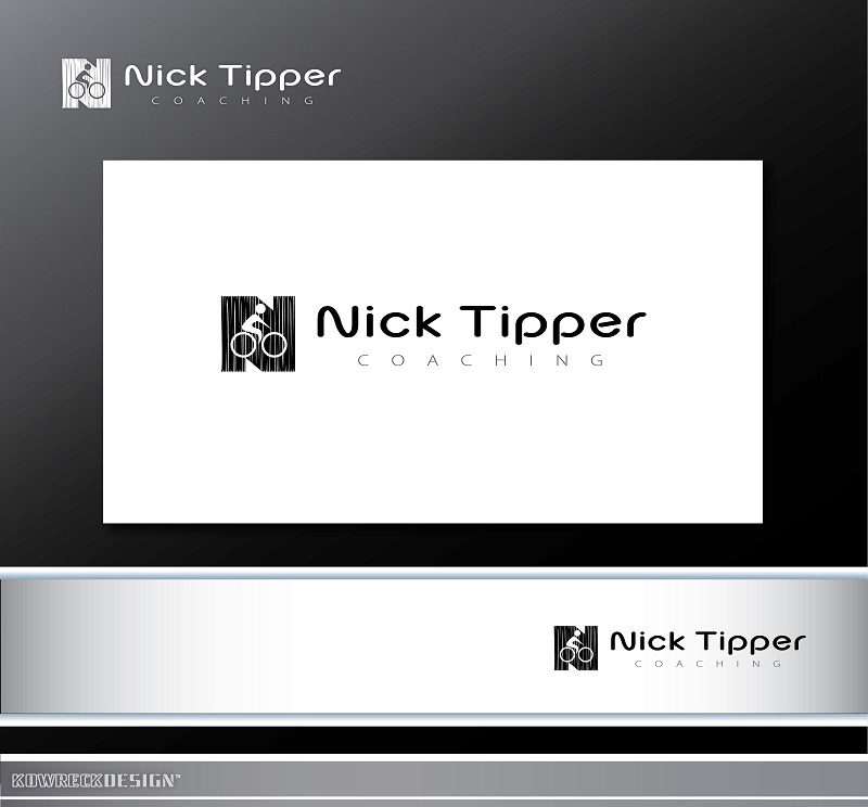 Logo Design by kowreck - Entry No. 49 in the Logo Design Contest Logo Design for Nick Tipper Coaching.