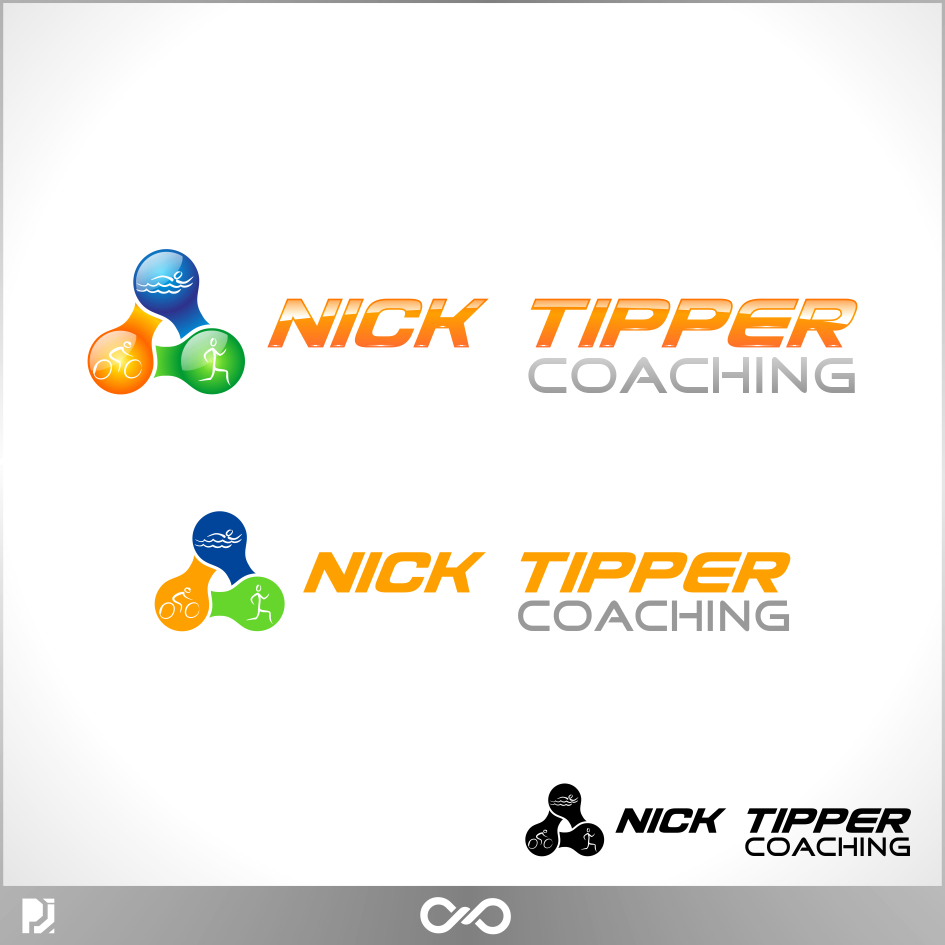 Logo Design by PJD - Entry No. 52 in the Logo Design Contest Logo Design for Nick Tipper Coaching.