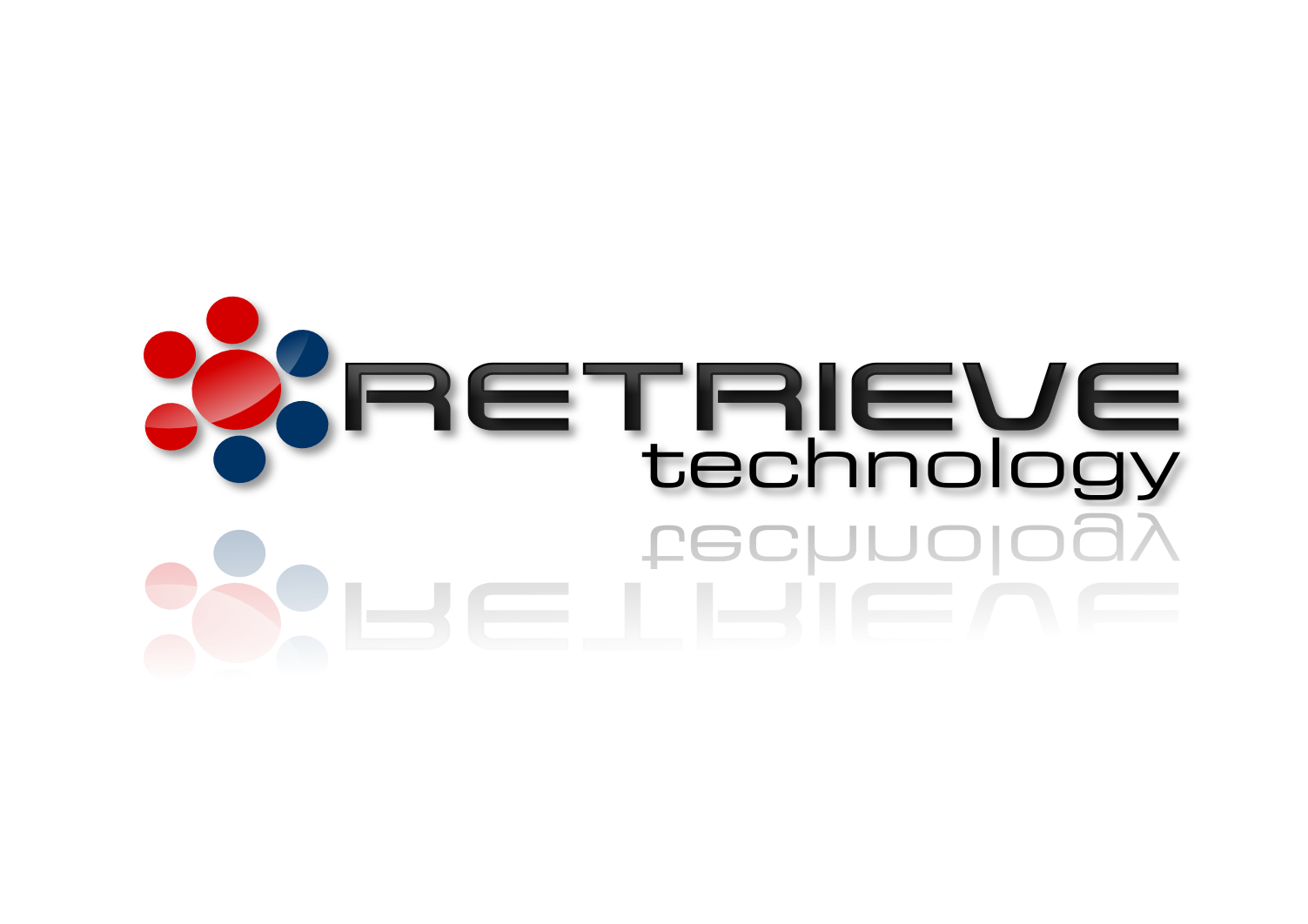 Logo Design by whoosef - Entry No. 173 in the Logo Design Contest Artistic Logo Design for Retrieve Technologies.