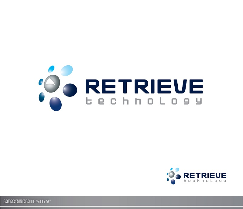 Logo Design by kowreck - Entry No. 174 in the Logo Design Contest Artistic Logo Design for Retrieve Technologies.