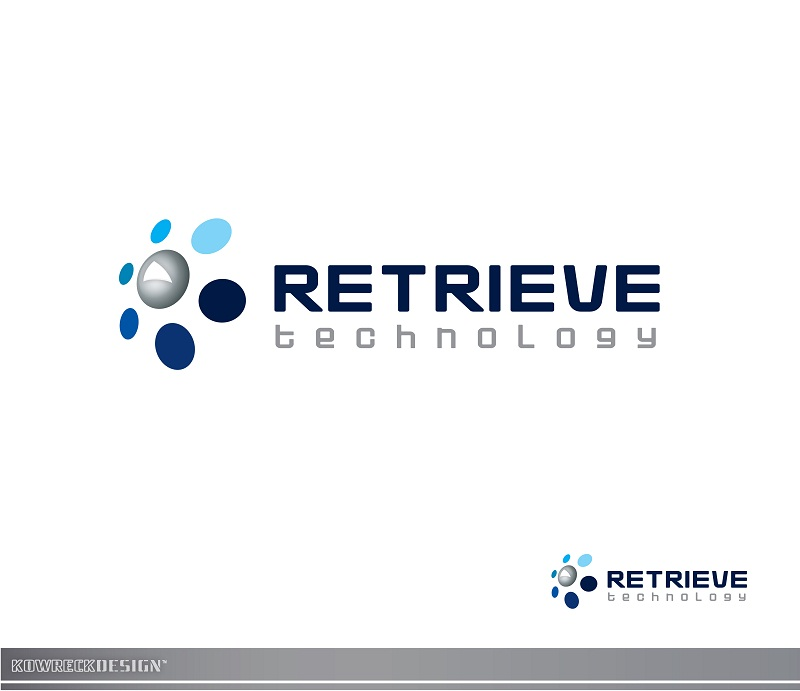 Logo Design by kowreck - Entry No. 175 in the Logo Design Contest Artistic Logo Design for Retrieve Technologies.