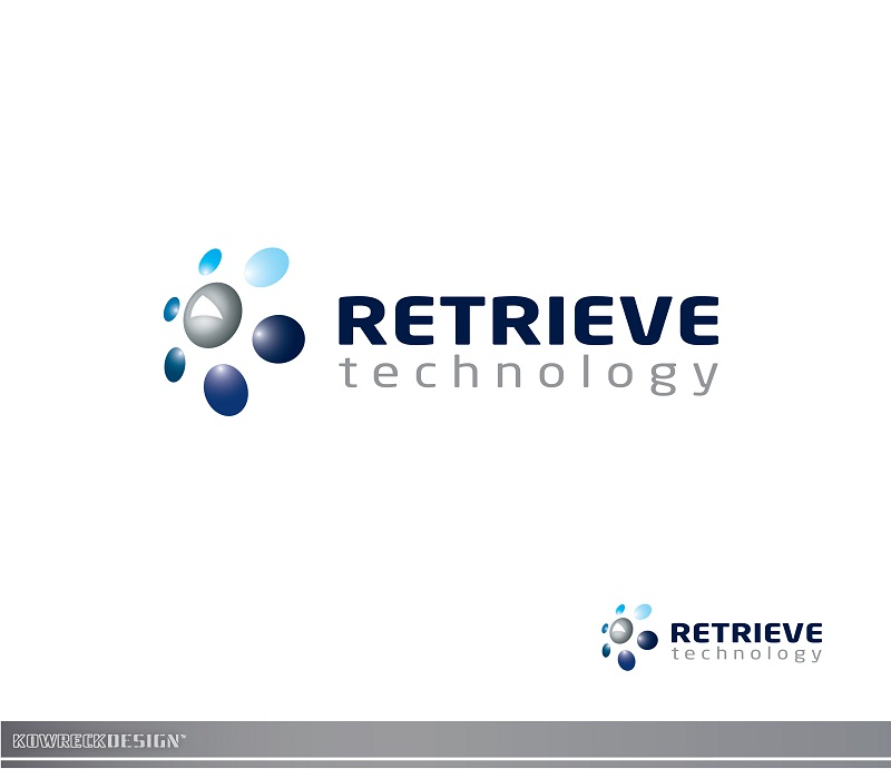 Logo Design by kowreck - Entry No. 176 in the Logo Design Contest Artistic Logo Design for Retrieve Technologies.