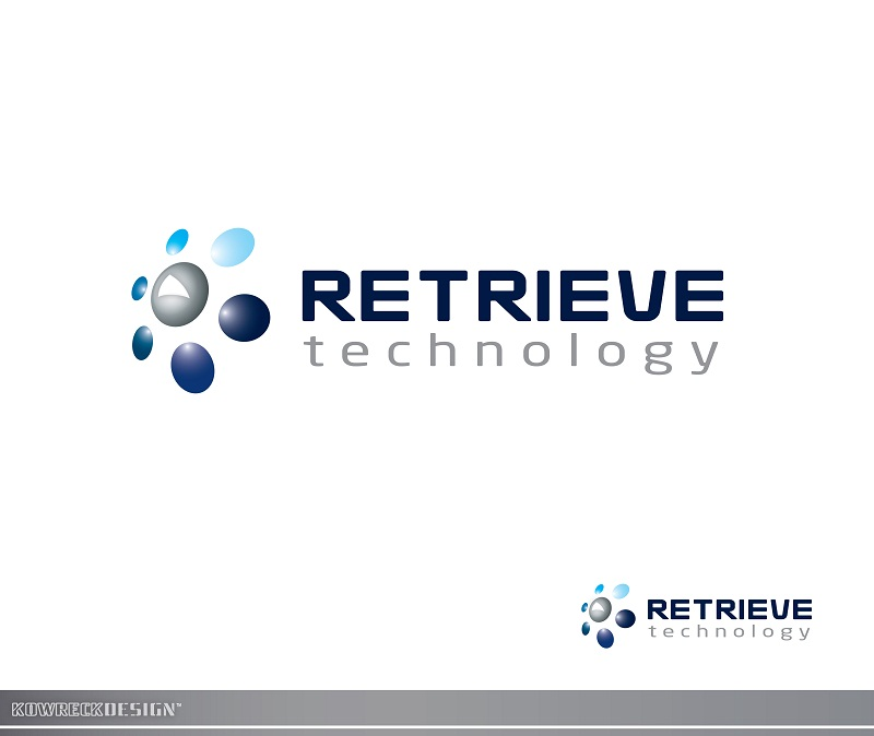 Logo Design by kowreck - Entry No. 178 in the Logo Design Contest Artistic Logo Design for Retrieve Technologies.