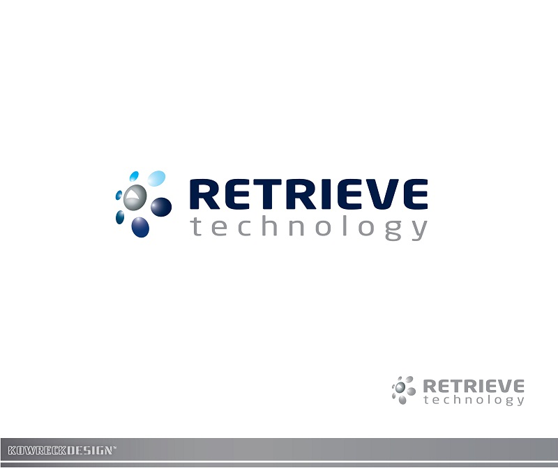 Logo Design by kowreck - Entry No. 179 in the Logo Design Contest Artistic Logo Design for Retrieve Technologies.