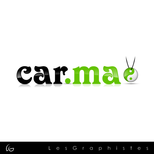 Logo Design by Les-Graphistes - Entry No. 151 in the Logo Design Contest New Logo Design for car.ma.