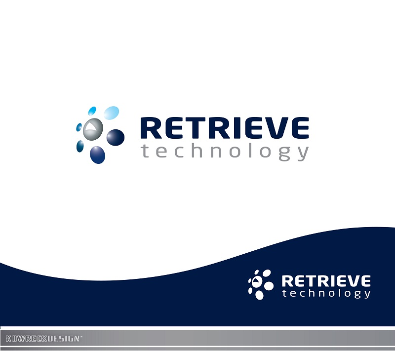 Logo Design by kowreck - Entry No. 180 in the Logo Design Contest Artistic Logo Design for Retrieve Technologies.