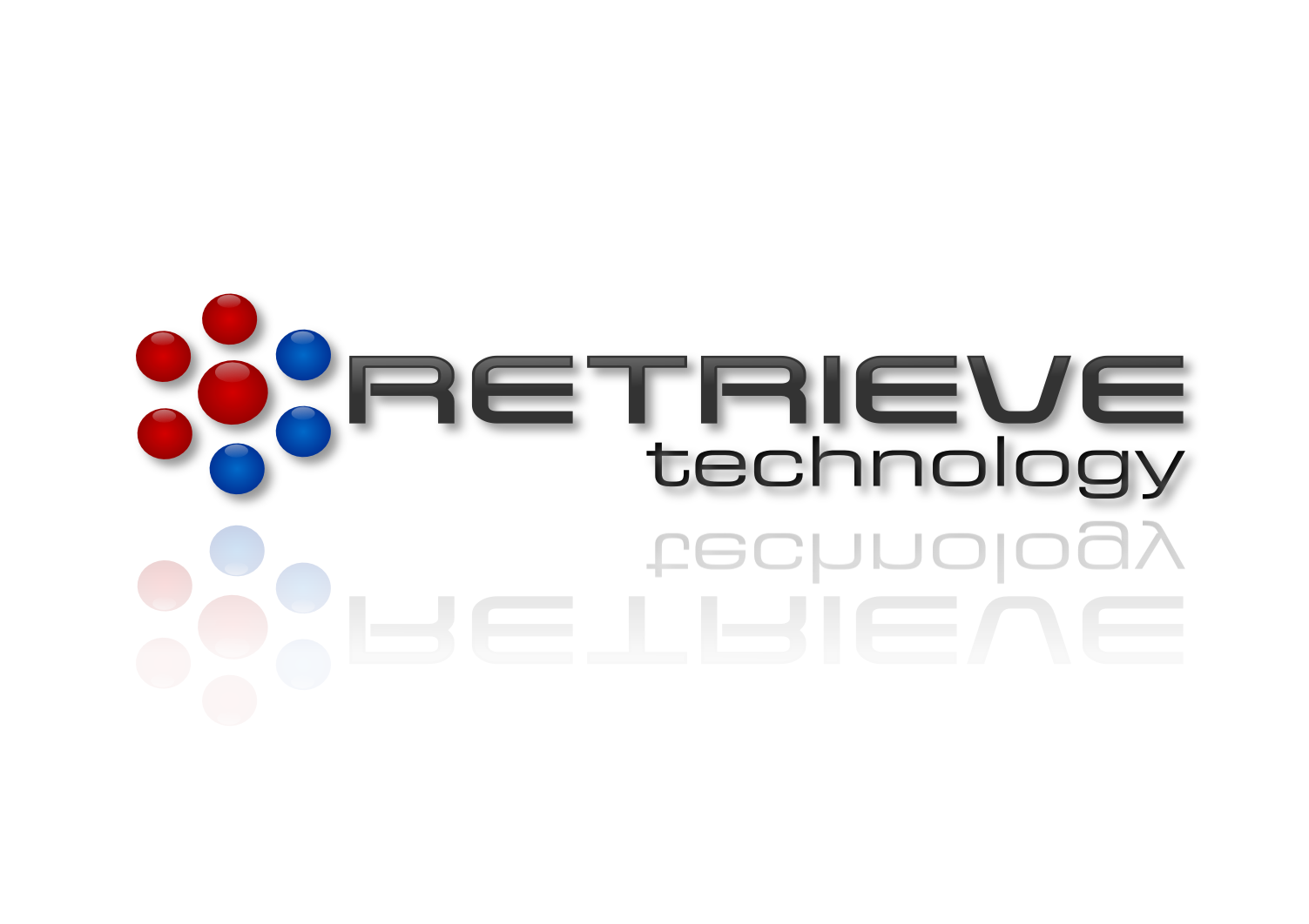 Logo Design by whoosef - Entry No. 181 in the Logo Design Contest Artistic Logo Design for Retrieve Technologies.
