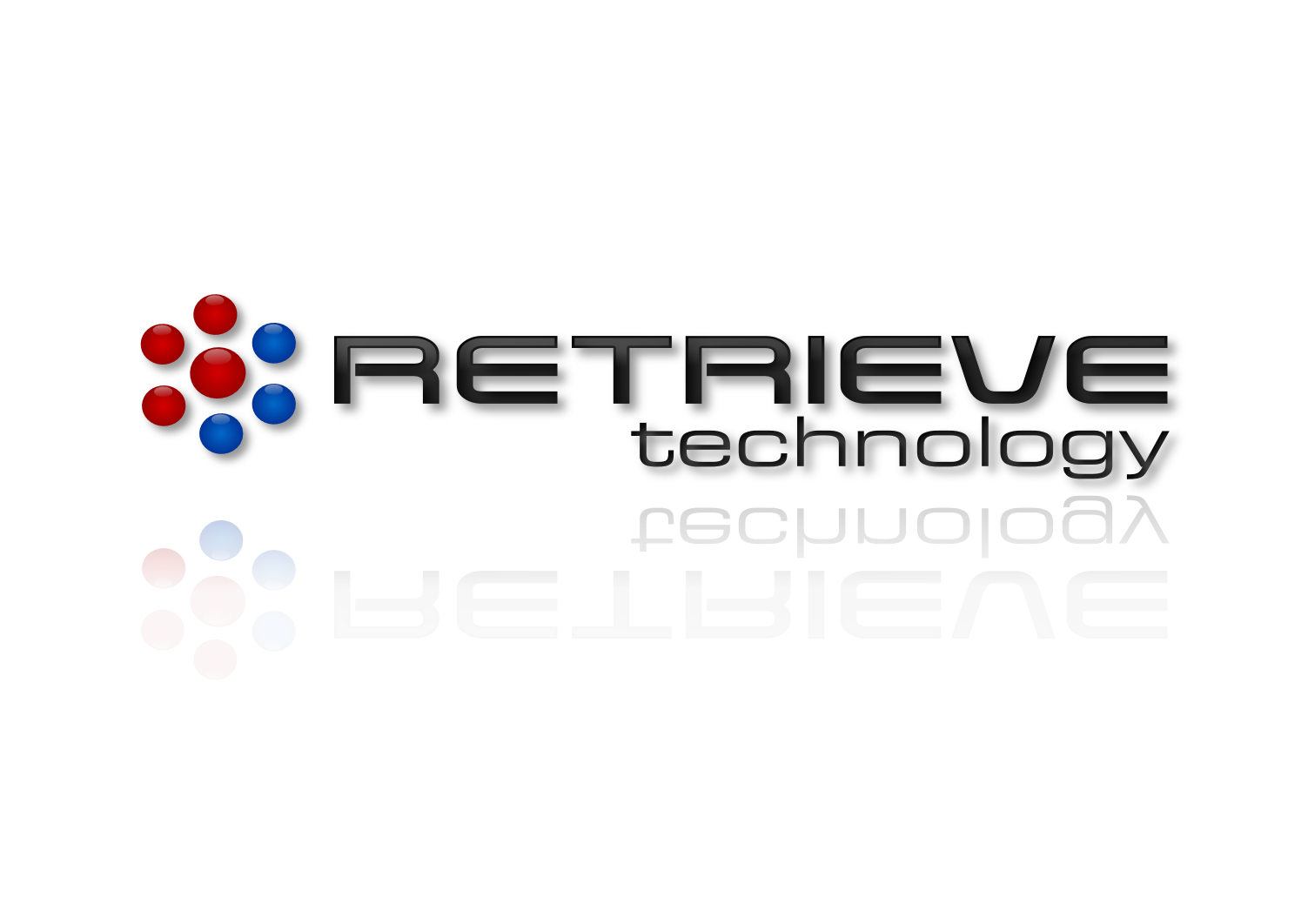 Logo Design by whoosef - Entry No. 182 in the Logo Design Contest Artistic Logo Design for Retrieve Technologies.