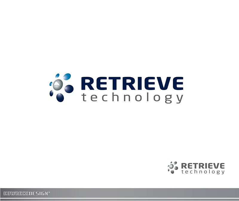 Logo Design by kowreck - Entry No. 185 in the Logo Design Contest Artistic Logo Design for Retrieve Technologies.