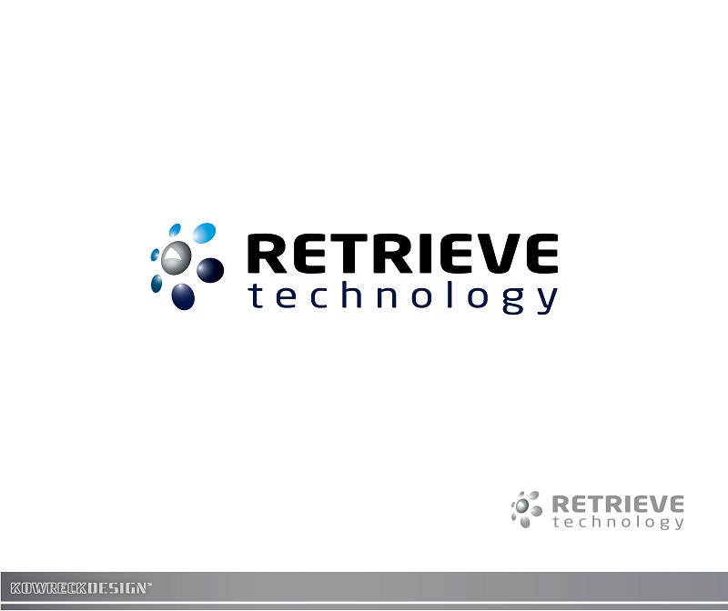 Logo Design by kowreck - Entry No. 186 in the Logo Design Contest Artistic Logo Design for Retrieve Technologies.