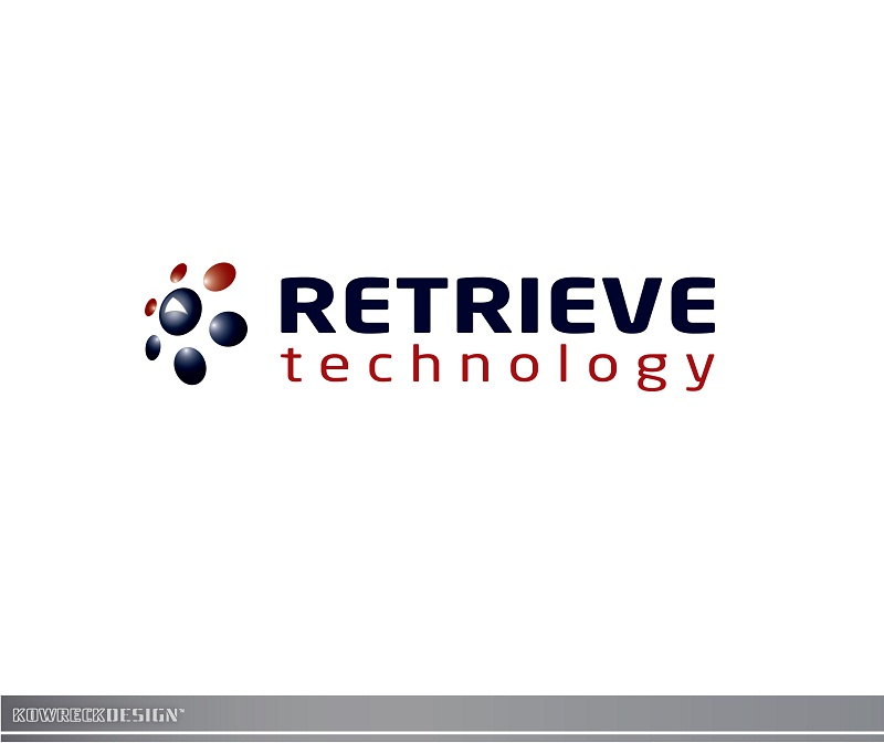 Logo Design by kowreck - Entry No. 188 in the Logo Design Contest Artistic Logo Design for Retrieve Technologies.
