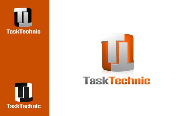 Logo Design by Respati Himawan - Entry No. 142 in the Logo Design Contest Unique Logo Design Wanted for Task Technic.
