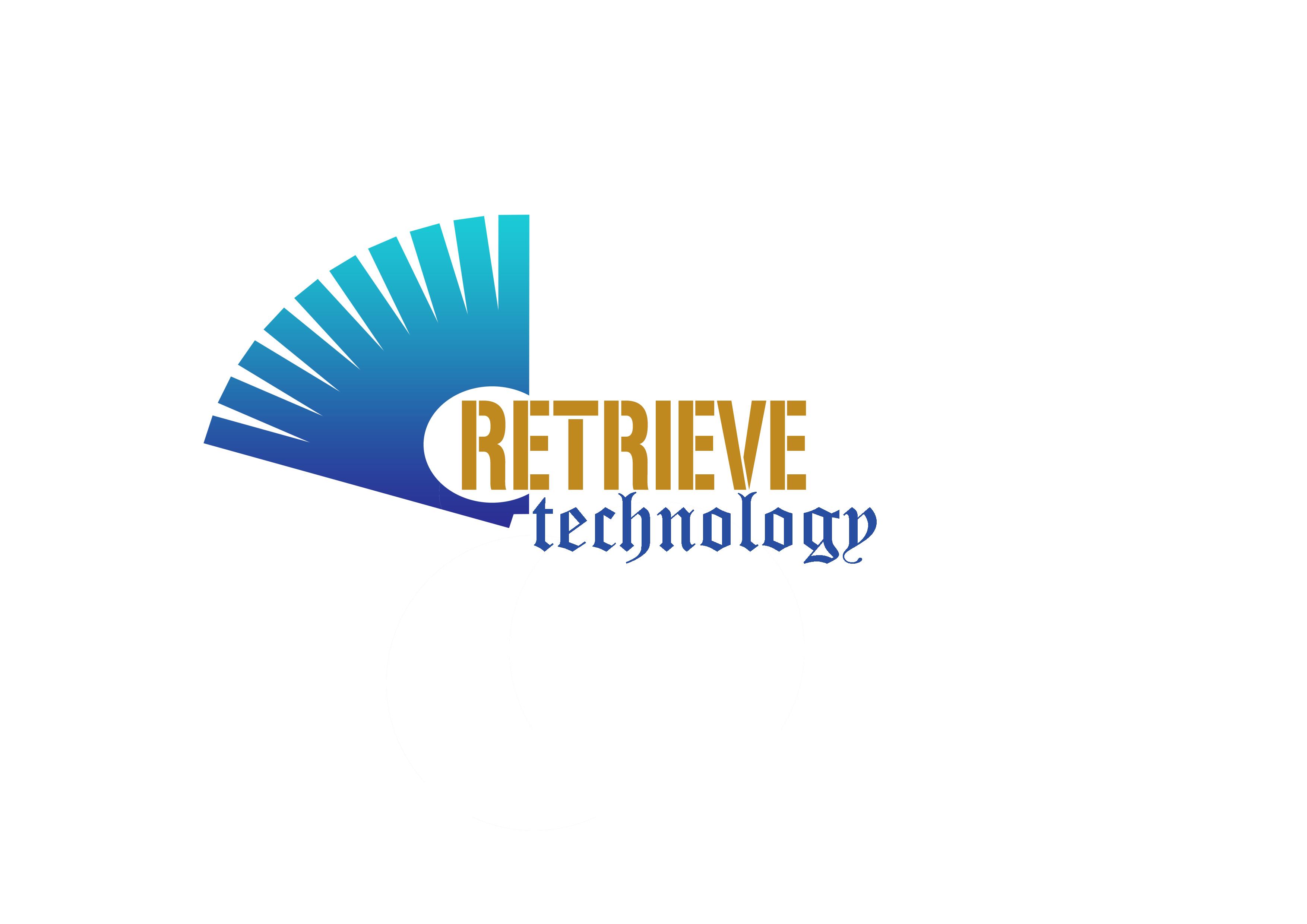 Logo Design by Vikash Kumar - Entry No. 192 in the Logo Design Contest Artistic Logo Design for Retrieve Technologies.